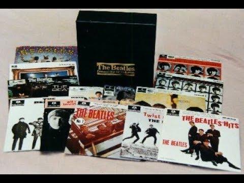 The Beatles E.P. Collection (CD Version)