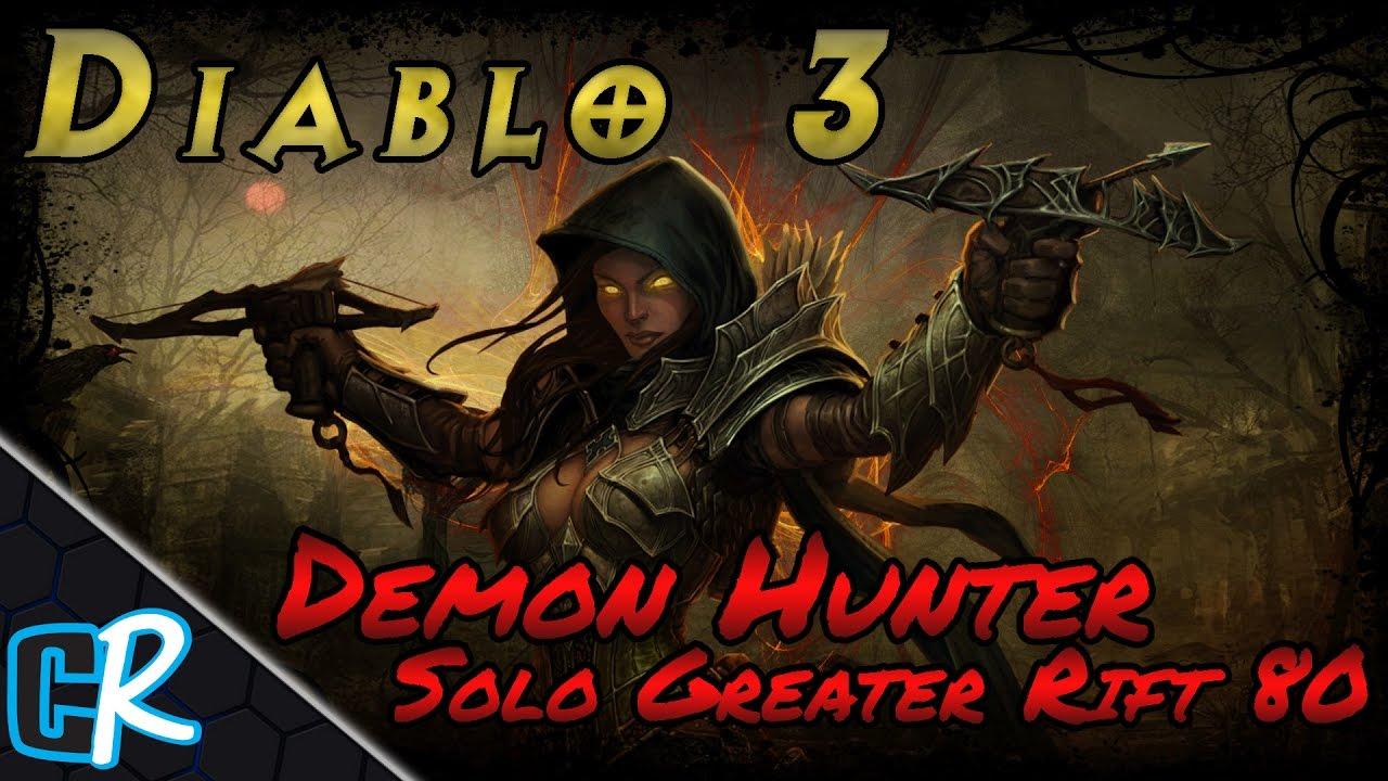 Diablo  Season  Demon Hunter Grenade Build