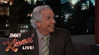 Henry Winkler on Happy Days & Meeting The Beatles