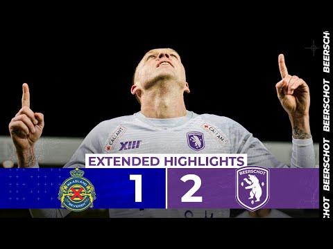 Waasland Beerschot Goals And Highlights
