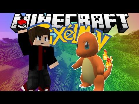 HÀNH TRÌNH MỚI | Minecraft Pixelmon #1 w/GBGamez
