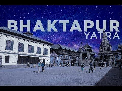 Bhaktapur Yatra | Travel Nepal🇳🇵🇳🇵 |   Cinematic Travel Vlog  | Yatri Films