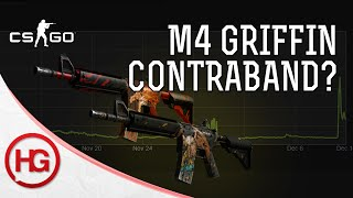 M4A4 Griffin = Contraband?