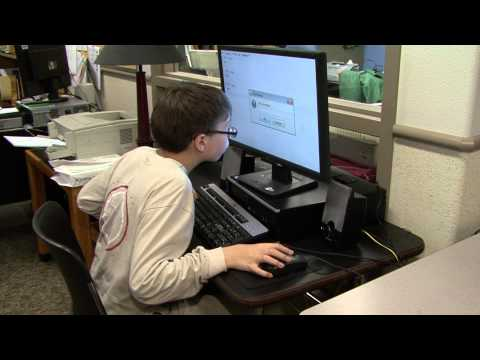 Program Helps Blind Students Access Computer Programming