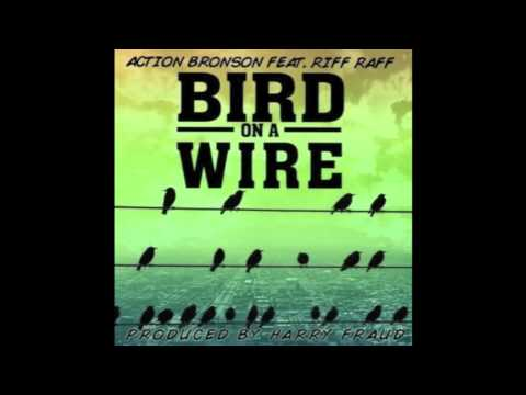 Bird On A Wire - Action Bronson ft Riff Raff (2012)  (Jenewby.com) #TheMusicGuru