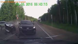 Car Crash Compilation #13 HD