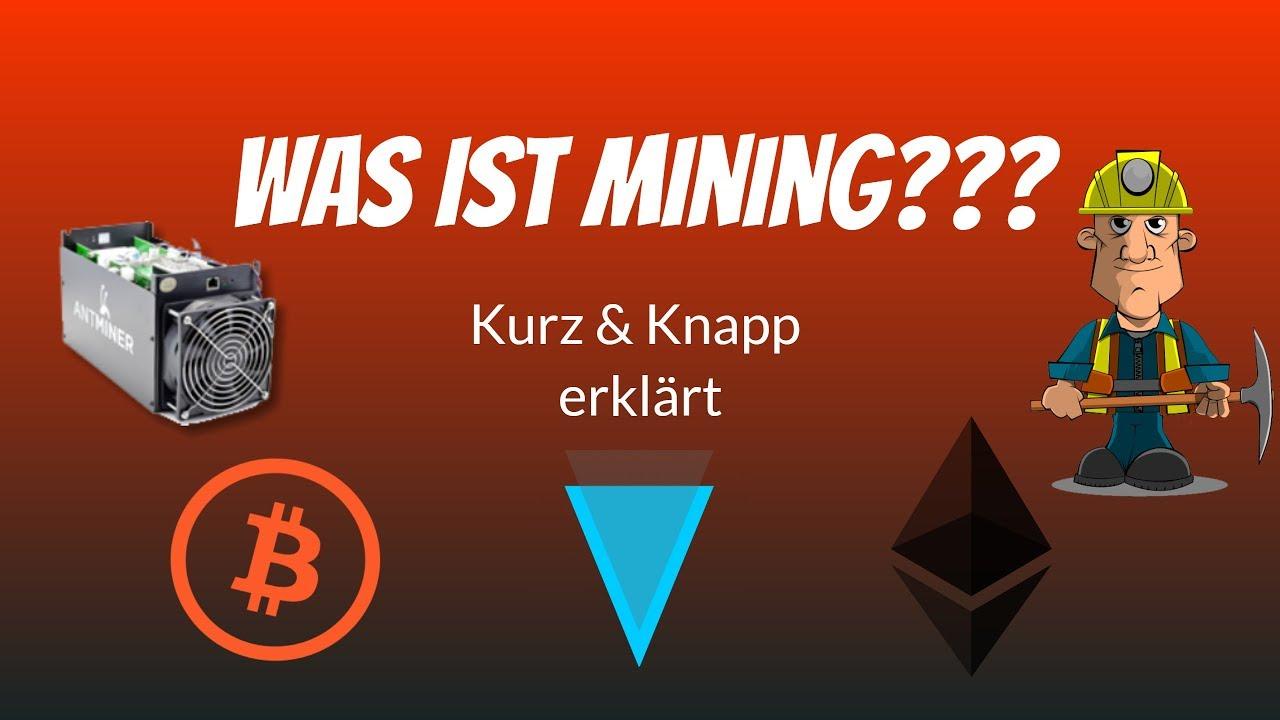 was ist mining
