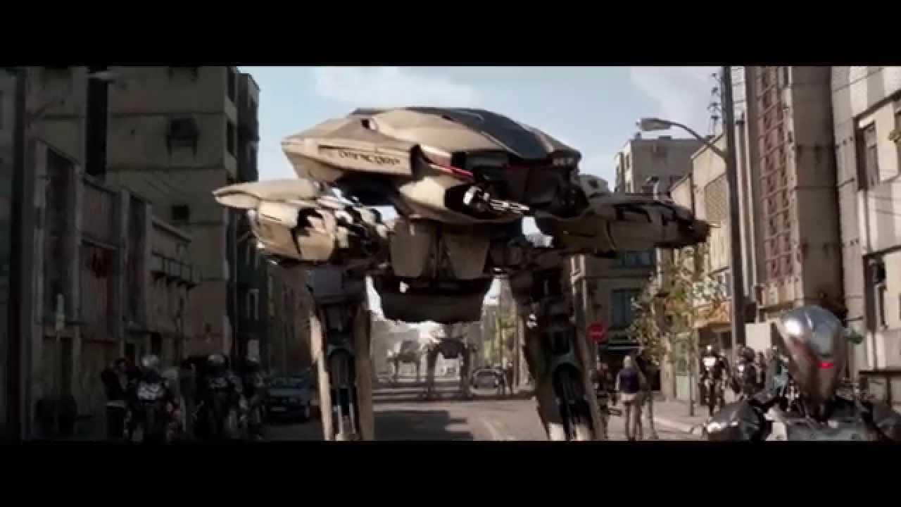 Robocop 2014 Trailer-Fragman