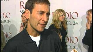 """Celebrity Latest News -- At The Red Carpet """"Radio"""" Premiere Cast And Crew Give Interviews."""