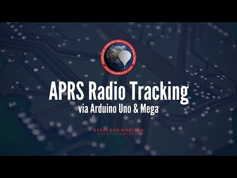 LIVE 🔴 Building an Arduino based APRS Radio Tracking System for High Altitude Weather Balloons