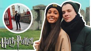 МУЗЕЙ ГАРРИ ПОТТЕРА / ЗАСТАВКА WINDOWS / LONDON