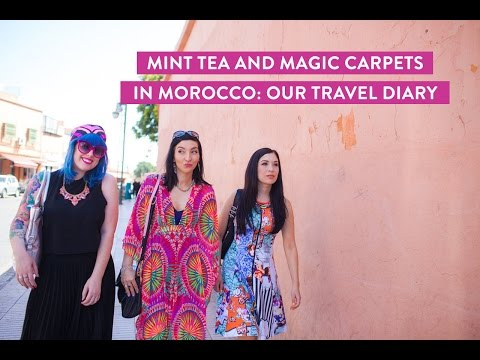 Morocco: Our Magical Travel Diary