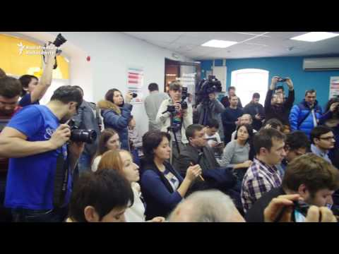 Russian Activist Navalny Opens Campaign Office in Tatarstan, Calls For More Decentralization
