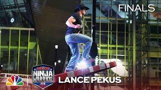 Lance Pekus at the Minneapolis City Finals - American Ninja Warrior 2018