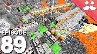Hermitcraft 6: Episode 89 - INDUSTRIAL FARMING!