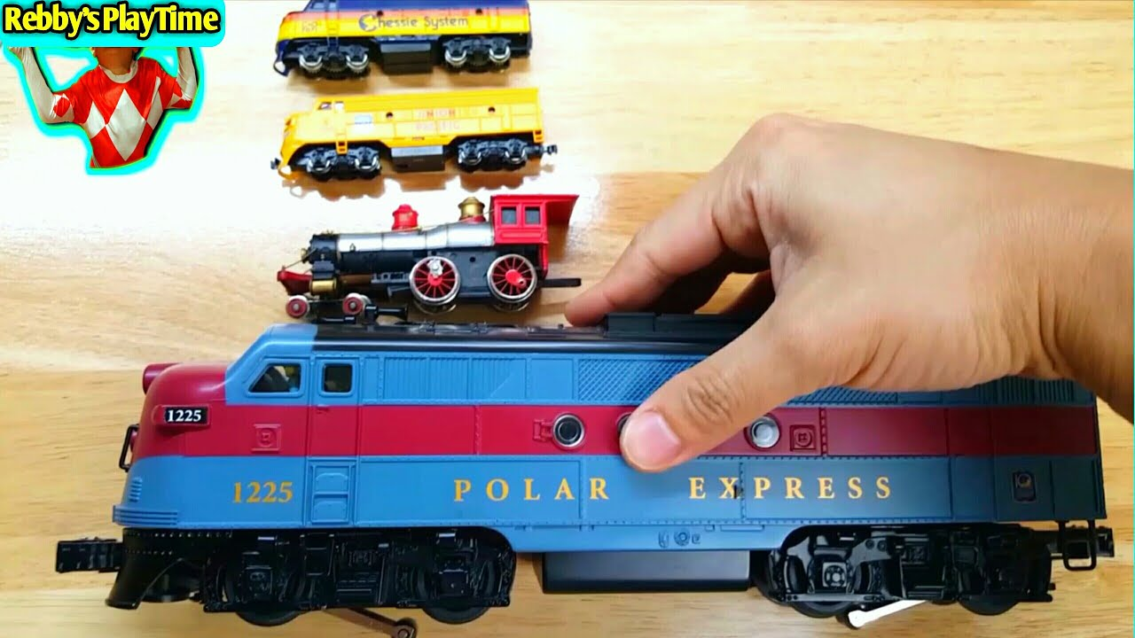 Education Video For Kids Learning Colors With Thomas Toy Trains