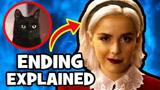 Chilling Adventures of Sabrina ENDING EXPLAINED + Season 2 Theory