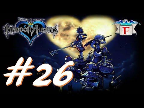 [FR HD] Kingdom Hearts Final Mix - Le Dédale - Episode 26 Walkthrough / let's play