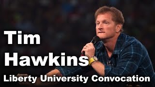 Download Tim Hawkins - Liberty University Convocation Mp3 and Videos