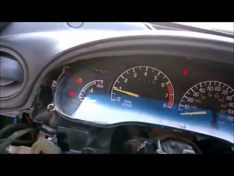Problema Con Tablero De Instrumentos En Un Pontiac Grand