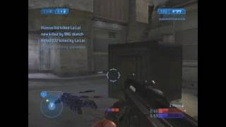 Halo 2 Multiplayer Map Pack Xbox Gameplay - Brian Jarrard
