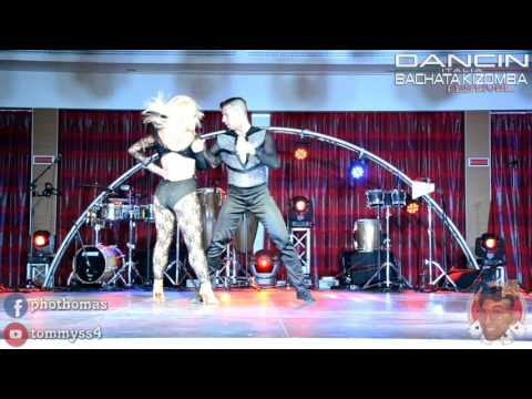 Andrea & Veronica [3rd Place] @ Europe Bachata Masters 2015