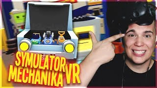 SYMULATOR MECHANIKA!  - Job Simulator #2