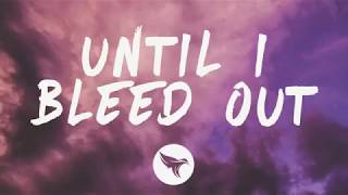The Weeknd - Until I Bleed Out - 1 hour