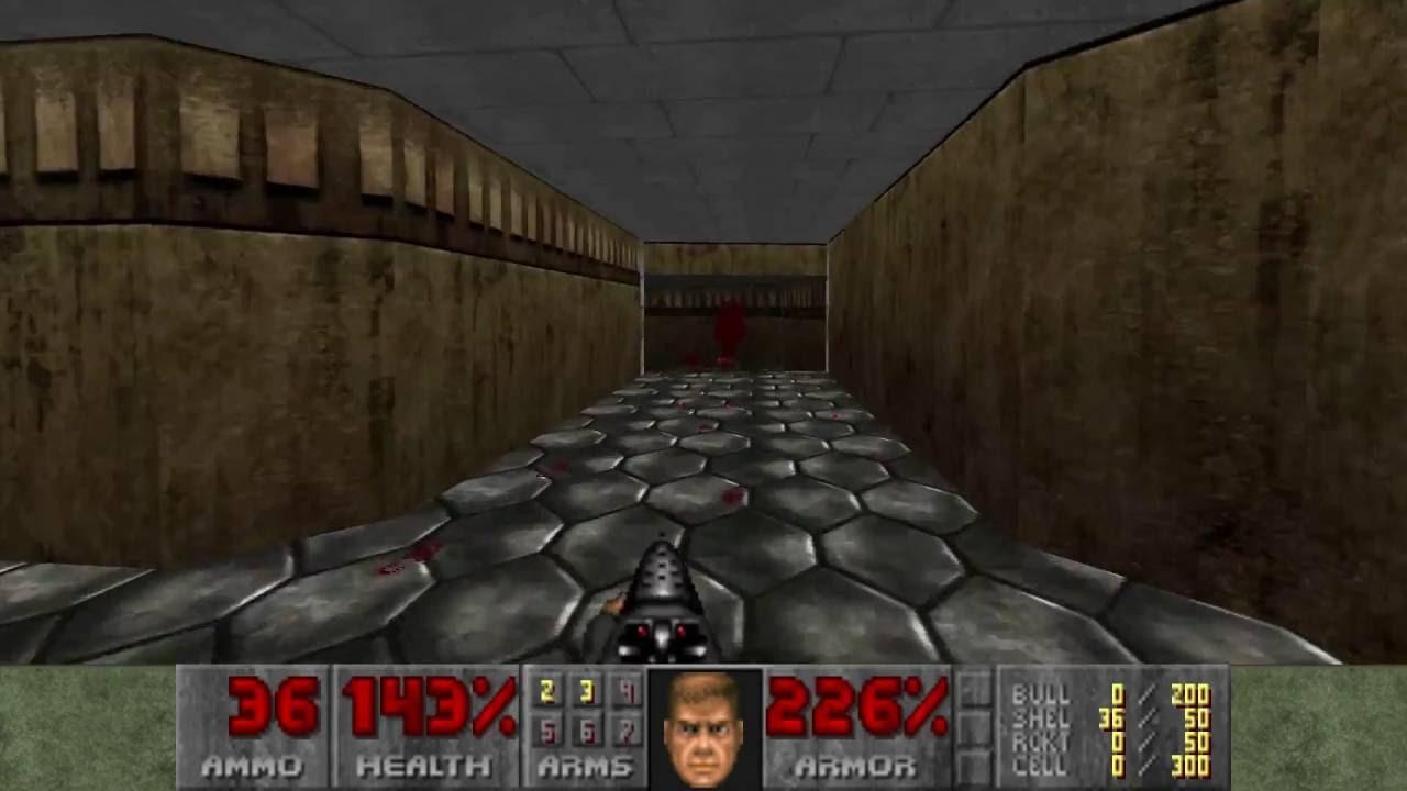Brutal Ultimate Doom Redux UV - Episode 1 (Part 1) + Download Link for Wad  & PK3