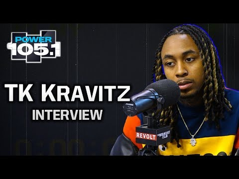 image for TK Kravitz Talks Working With Kevin Gates, Touring With Jacquees + More