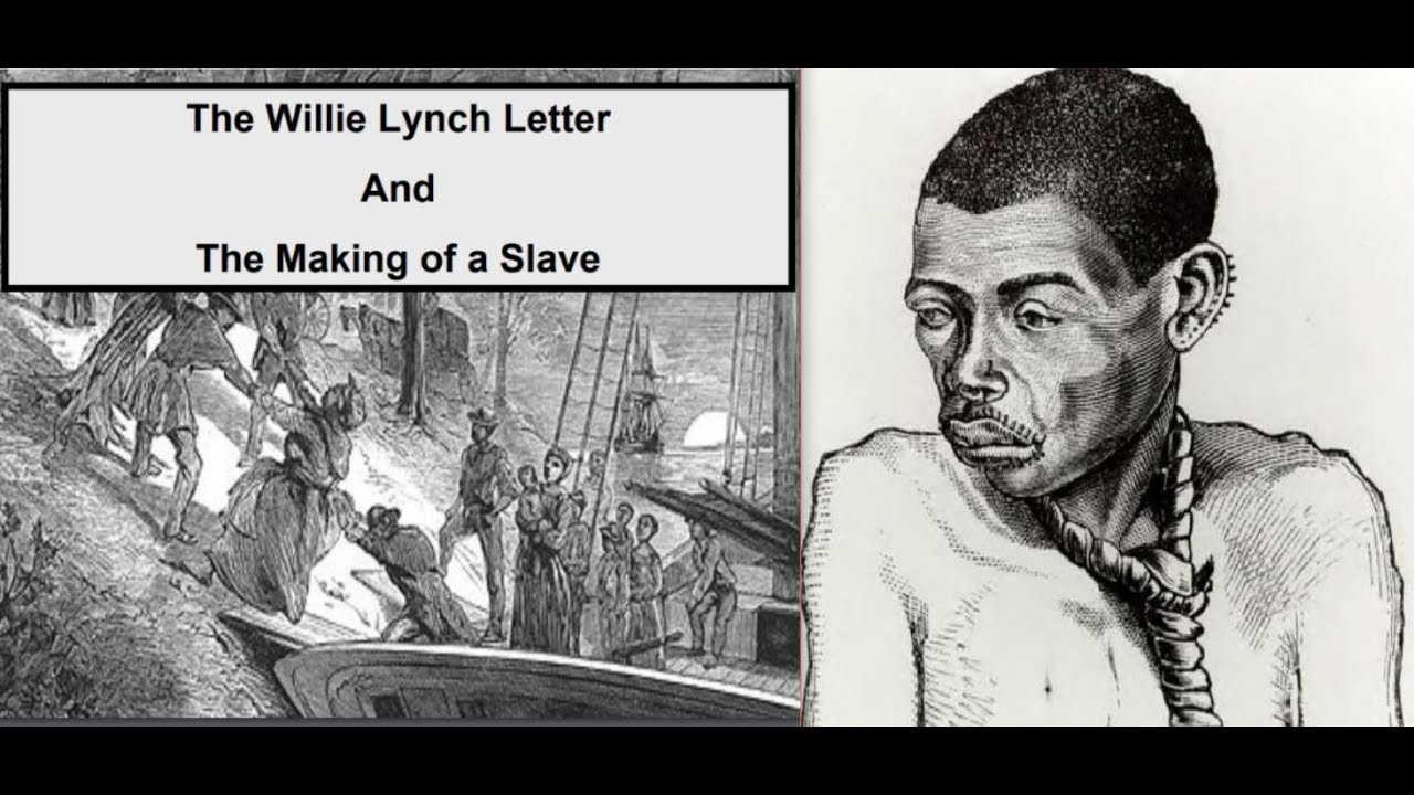 """""""UNVEILING THE WILLIE LYNCH LETTER"""""""