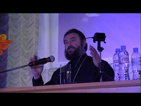 Протоиерей Андрей Ткачев.