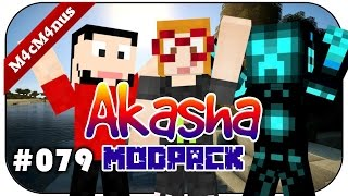 MINECRAFT AKASHA #079 - Space Station für die Erde ★Lets Play Minecraft Akasha German