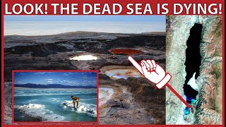 Something BIG is about to transform the Dead Sea!