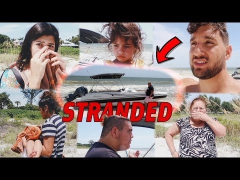 STRANDED ON A HIGHLY TOXIC ISLAND! *NOT CLICKBAIT*
