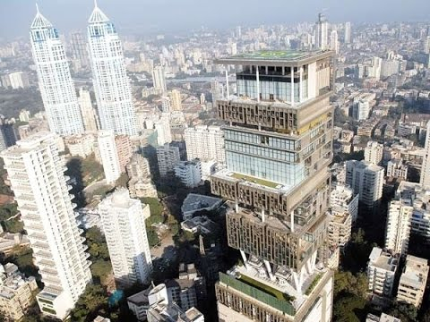 11 Facts About The Most Expensive House In The World | Mukesh Ambani's House | Antilia