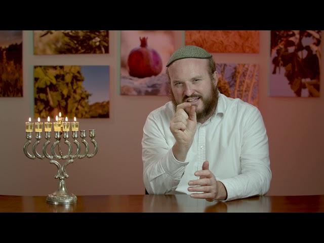 6th Night by the Candles – Rabbi Shlomo Katz