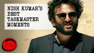 Nish Kumar's Best Taskmaster Moments