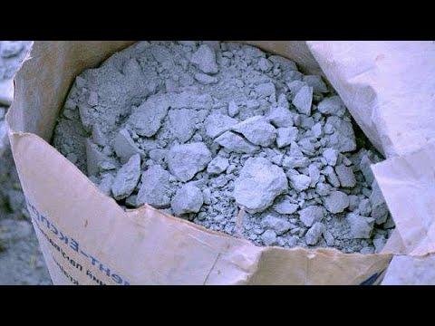 Даже не думайте выбрасывать: как с умом использовать просроченный или окаменевший цемент
