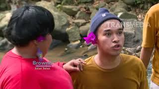 BROWNIS - Anwar Dan Mala Mandi Bareng Di Kali (18/8/18) Part2