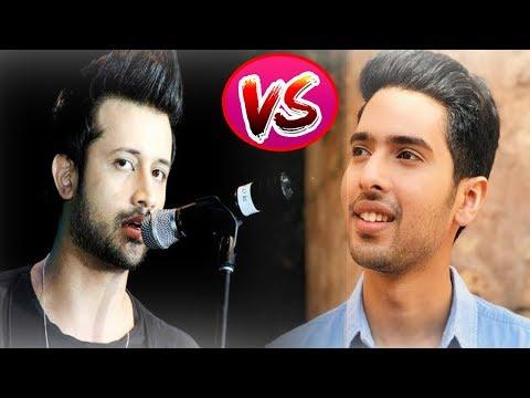 Armaan Malik VS Atif Aslam Who is the Best ?