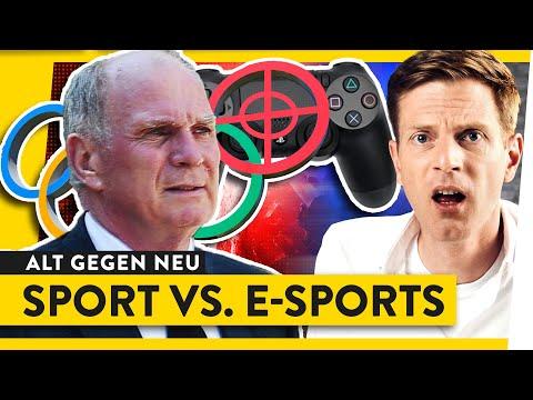 'E-Sports ist kein Sport!' Wie deutsche Funktionäre um ihre Macht kämpfen | WALULIS
