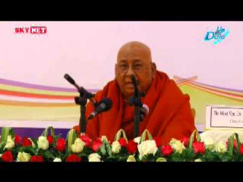 Shan State Buddhist University Opening Ceremony (6.2.2016)