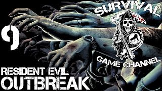 Resident Evil: Outbreak Прохождение На Русском #9 — ФИНАЛ