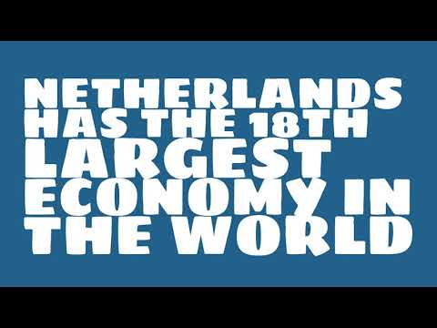 How big is the economy of Netherlands?