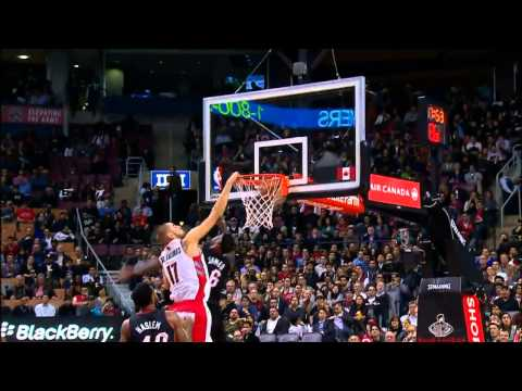 Best Dunks of the 2013-14 NBA Season - Part 1