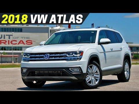 NEW 2018 Volkswagen Atlas - New Design and More Powerful 3.6-liter V6