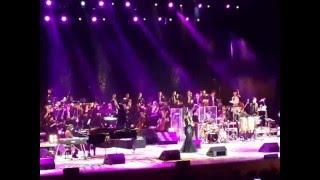 A-studio & orchestra. Almaty. Ты и я