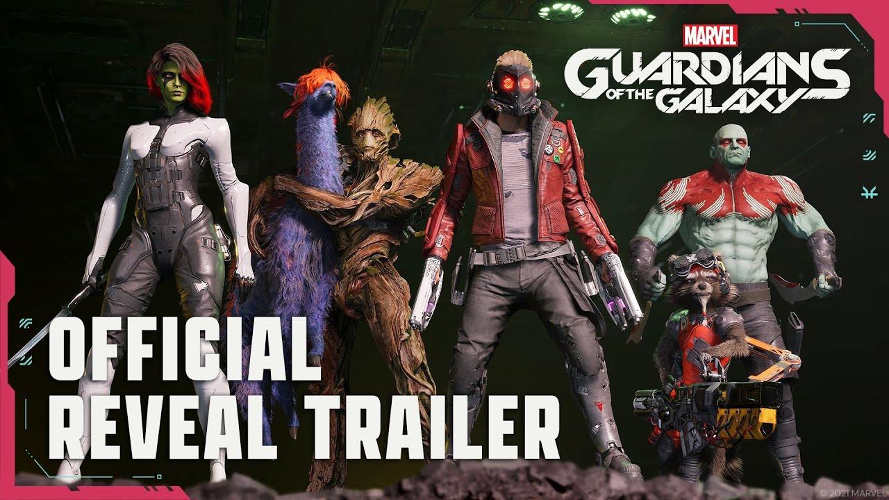 Guardianes de la Galaxia, de Marvel – Tráiler de lanzamiento oficial