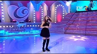 Nicole Cherry - Memories, la Prețuiește viața, pe TVR1
